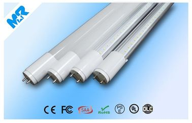Cina 140lm / w T8 LED Light Tabung 1800mm 50000hrs 'Masa Hidup, 30 Watt T8 Fluorescent Tabung Distributor